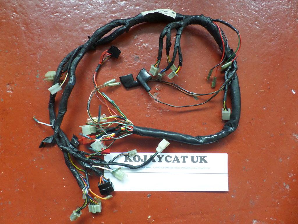 hight resolution of kawasaki gt750 p4 harness wiring loom 26001 1655 used