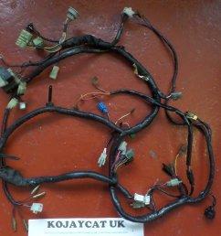 used yamaha r1 4xv main harness wiring loom 4xv 82590 00 64 95 [ 1024 x 768 Pixel ]