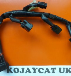 used yamaha r1 4c8 ignition coil harness wiring loom 4c8 82309 00 [ 1024 x 768 Pixel ]