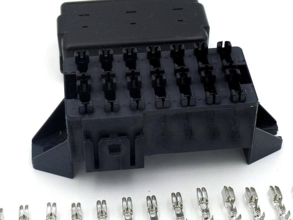 hight resolution of 14 way automotive bottom entry blade fuse box crimp terminals