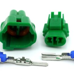 2 way mt sealed green automotive wiring loom harness connector  [ 1024 x 768 Pixel ]