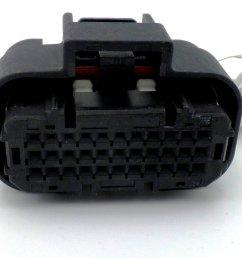 33 way ecu cdi honda yamaha wiring harness connector plug  [ 1024 x 768 Pixel ]