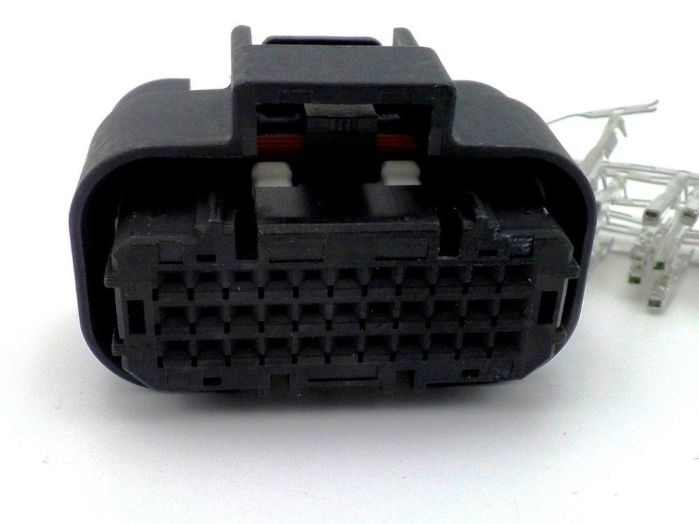 medium resolution of 33 way ecu cdi honda yamaha wiring harness connector plug