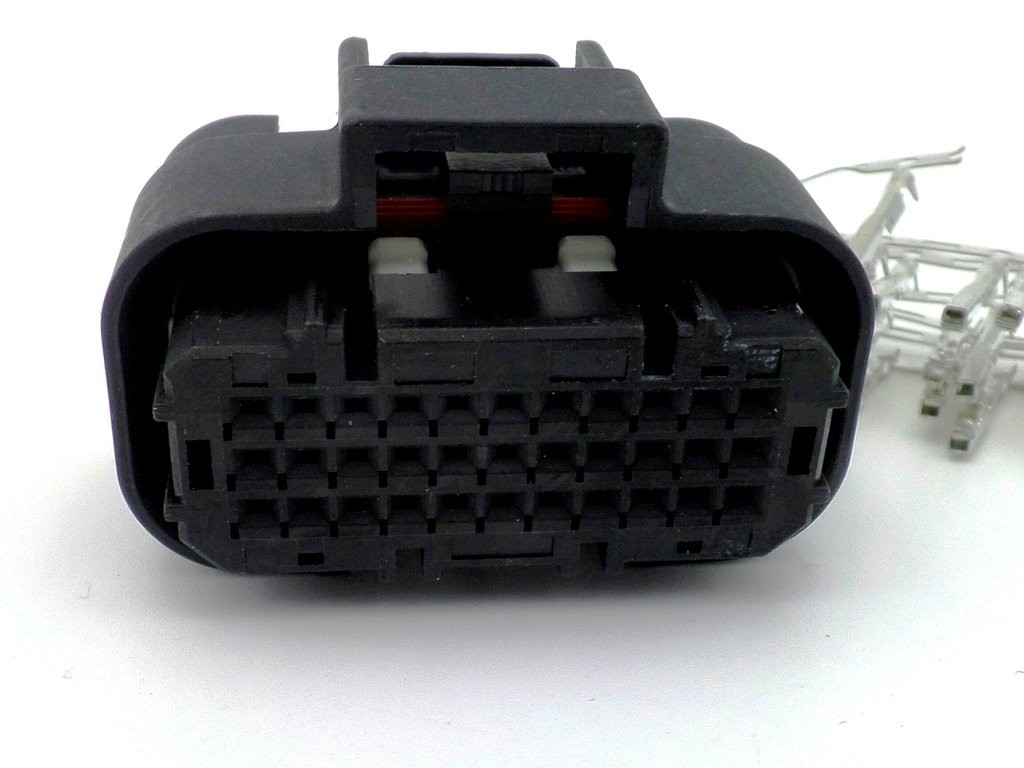 hight resolution of 33 way ecu cdi honda yamaha wiring harness connector plug