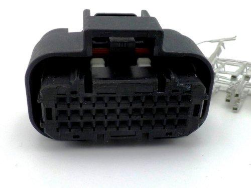 small resolution of 33 way ecu cdi honda yamaha wiring harness connector plug