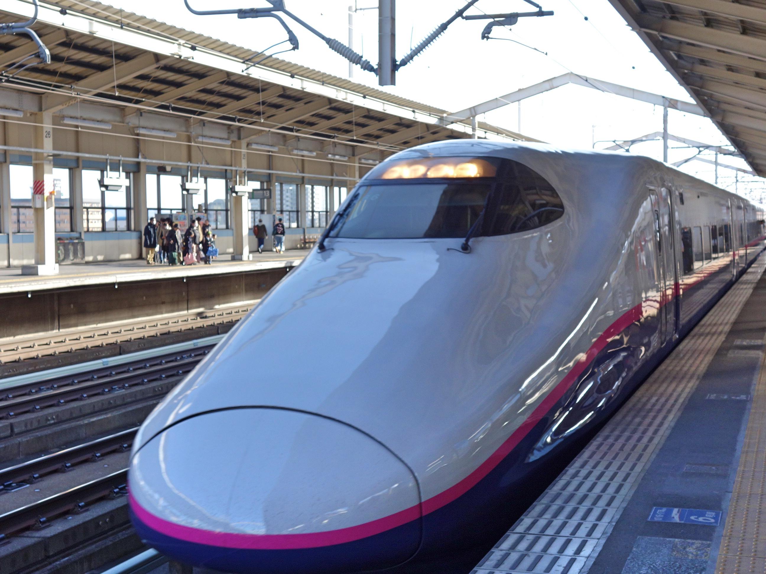 JR東日本,タッチでGo! 新幹線,suica,自由席