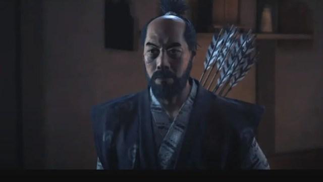 ゴースト・オブ・ツシマのいしかわの画像