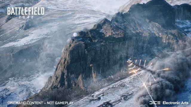『Battlefield™ 2042』バトルフィールド