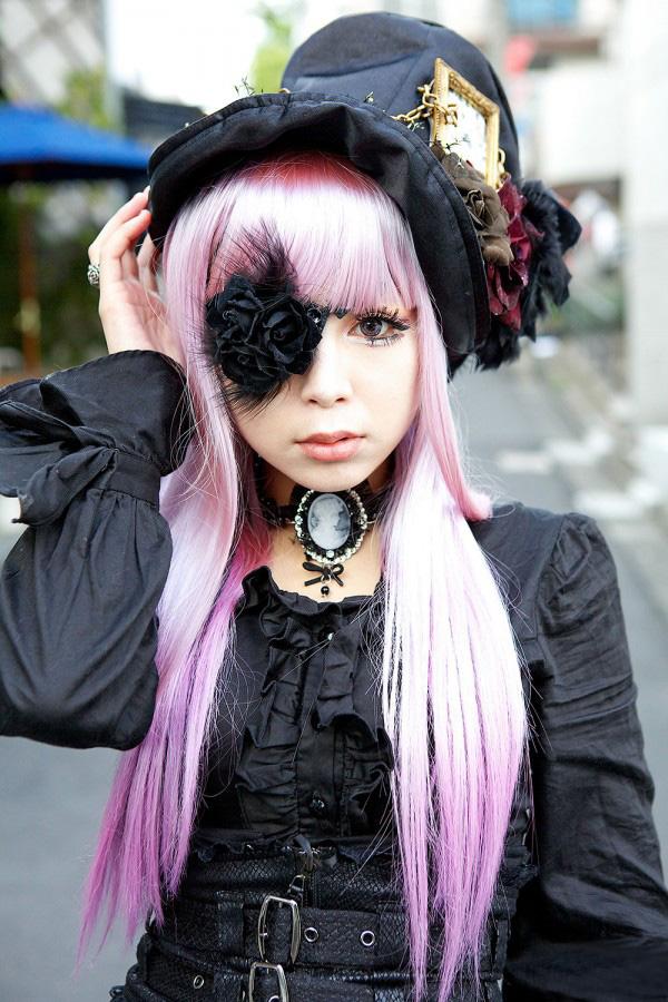 Harajuku Gothic Harajuku Art Get Into Fashion
