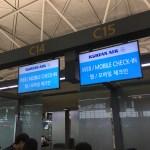 大韓航空のチェックイン方法と荷物制限