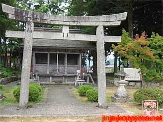 天日鉾に関係のある神社を訪ねて