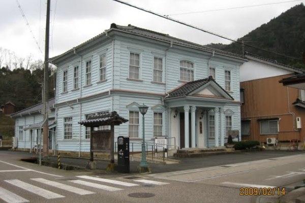 【たじまる】 近代化遺産 旧郡役所