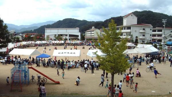 第55回 日高地区町民体育祭 東構区4年ぶりに優勝!