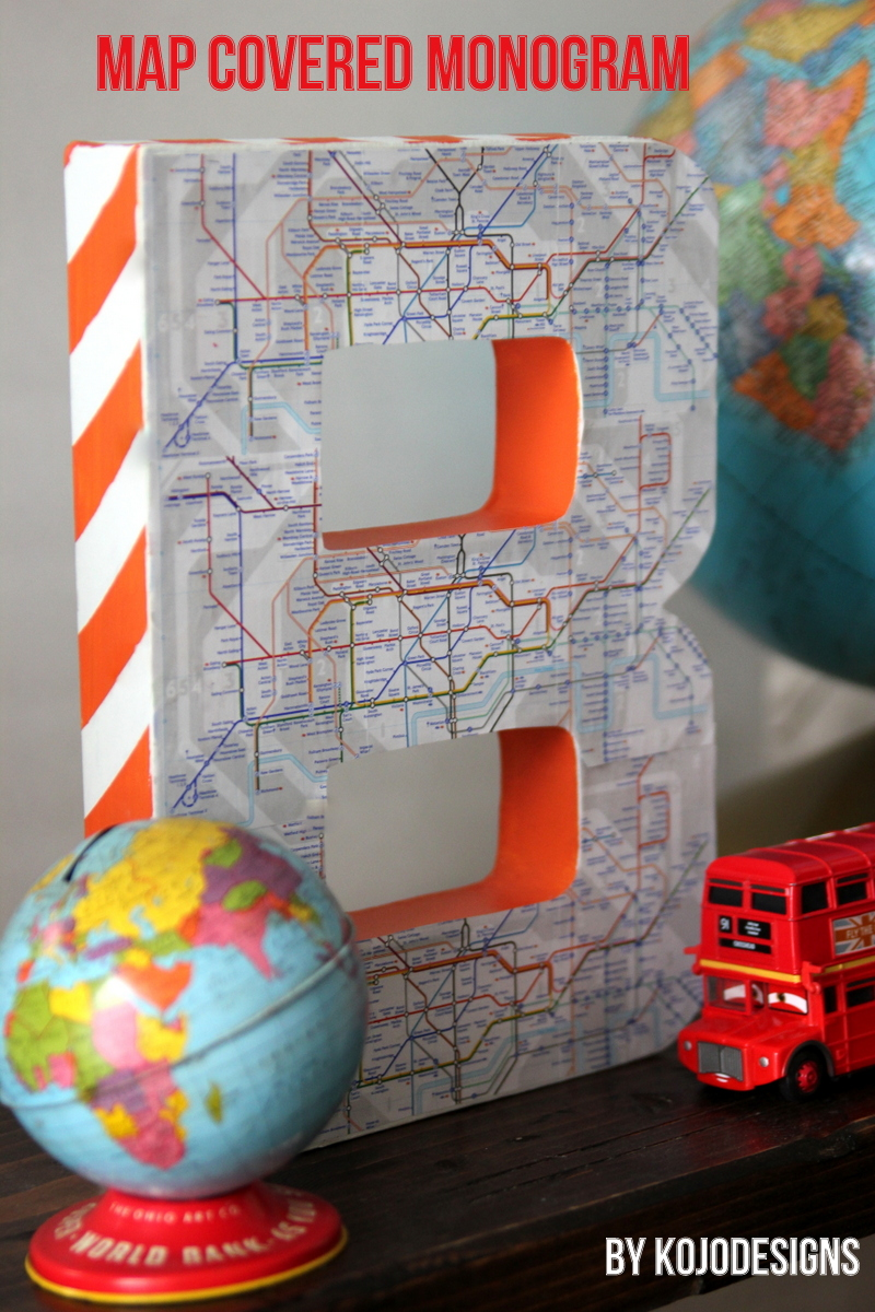 monogram tours london