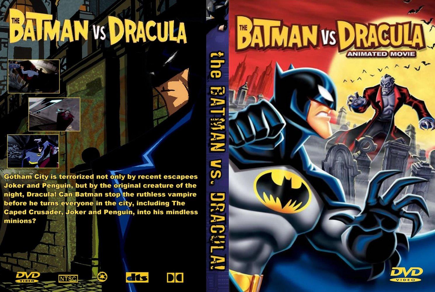 b-v-d - Batman vs. Dracula[AVI][Mega][Latino] - Descargas en general