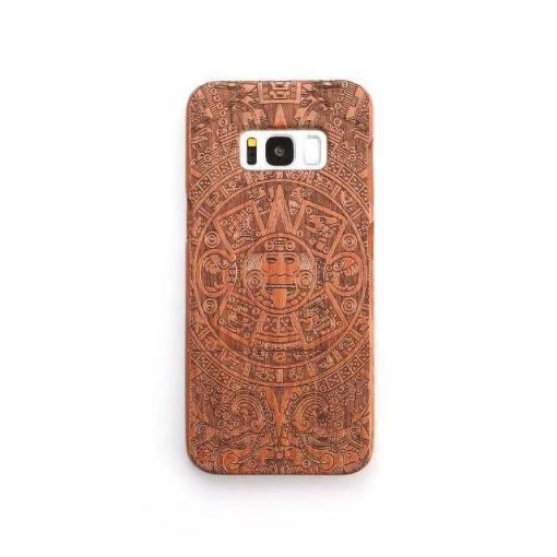 Coques en bois Galaxy S8 S9
