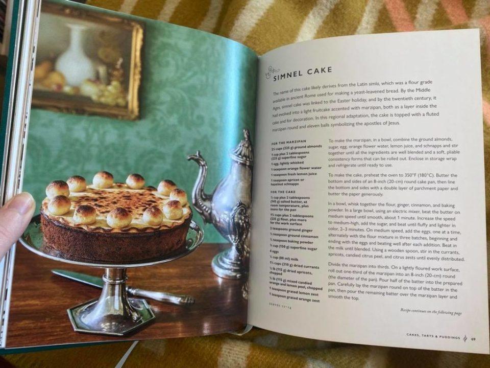 Bilde fra kokeboken.