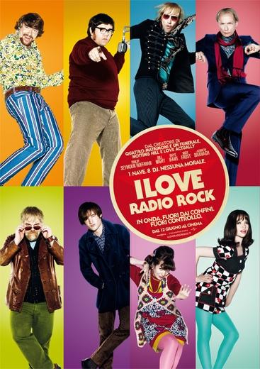 The Boat That Rocked - I Love Radio Rock - Goodmorning England