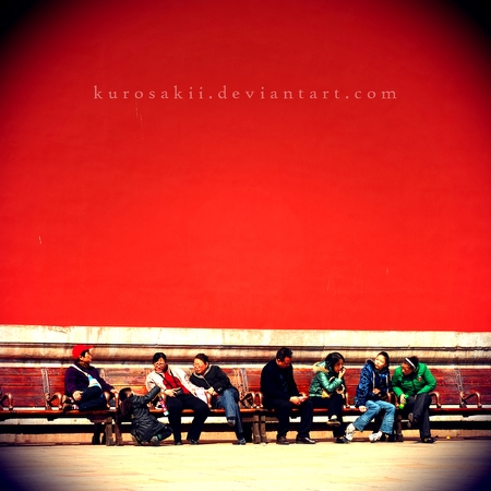 Ordinary People © by kurosakii