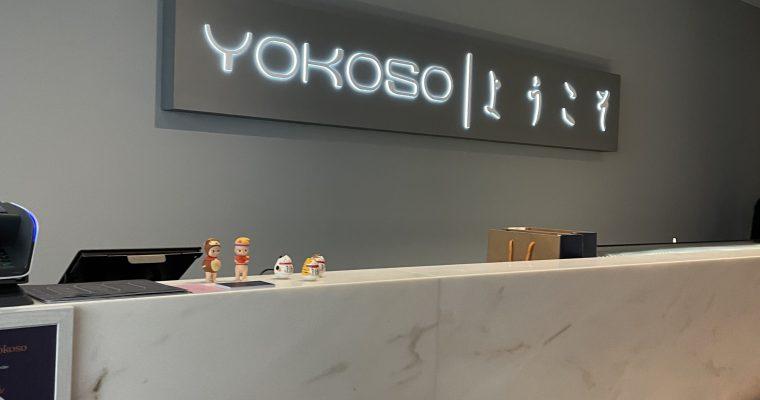 Yokoso Sushi Gent