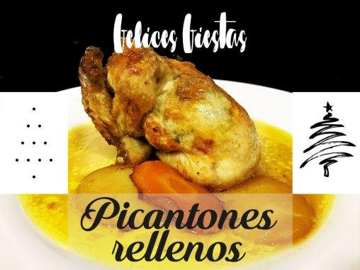 Picantones Rellenos