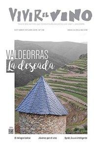 Revista Vivir el vino Chef Koketo