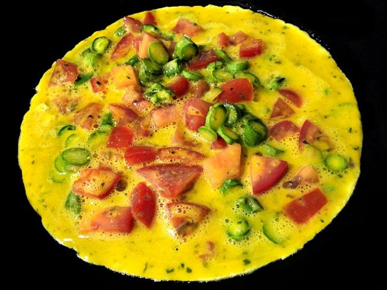 Huevos de corral. @chefkoketo