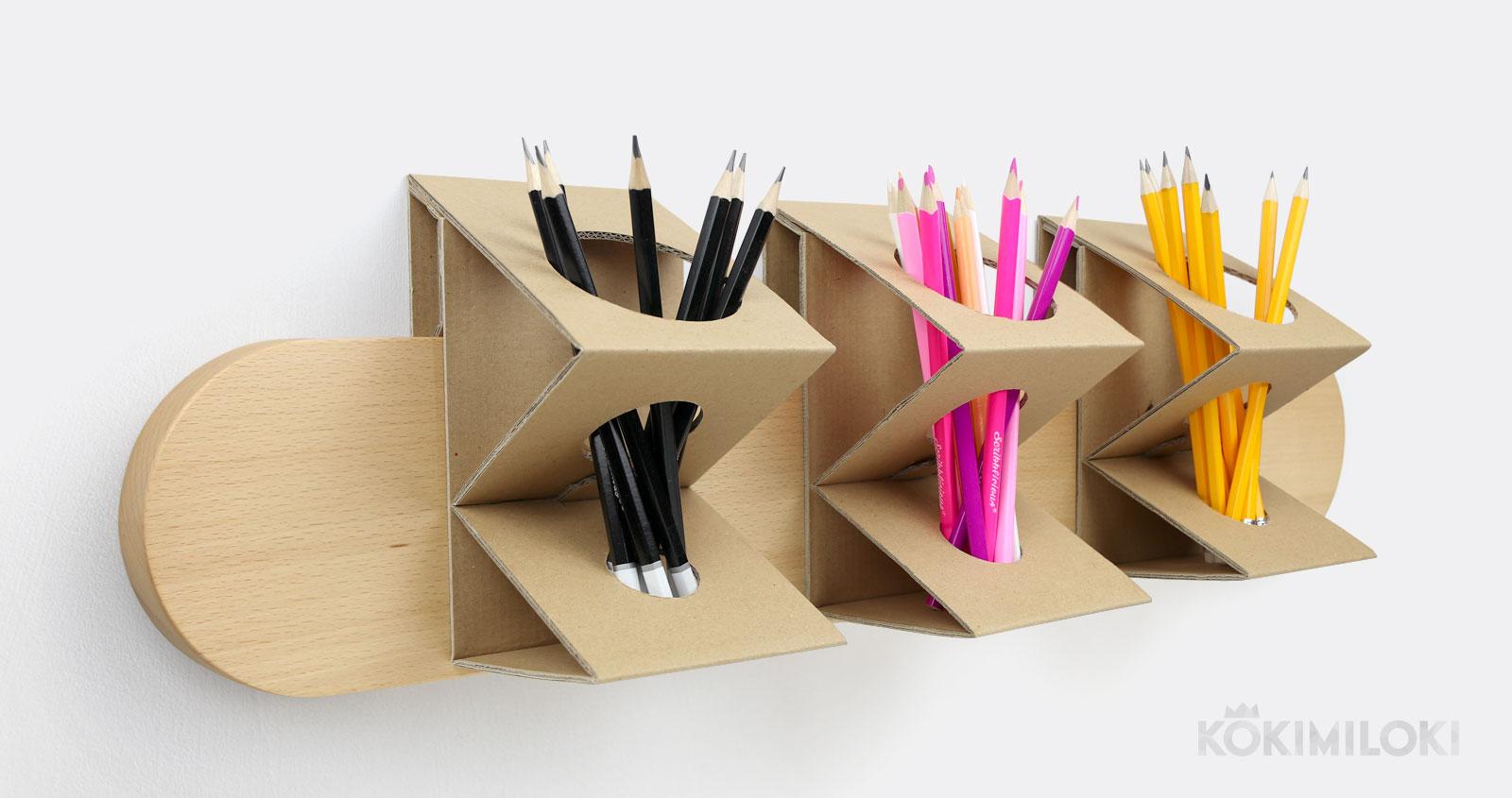 Professional Pencil Holder  Kokimiloki