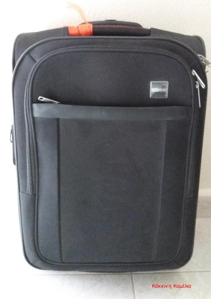 Πώς θα οργανώσεις σωστά τη βαλίτσα