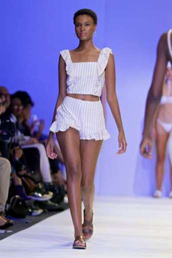 Akina AW17 South Africa Fashion Week KOKO TV 3