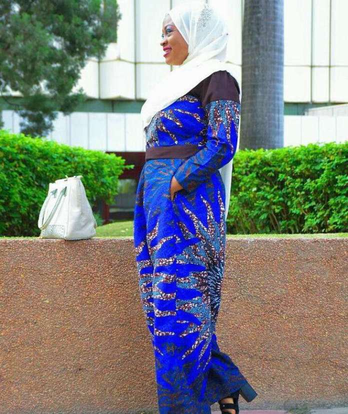Jummah Fashion: 5 Ankara Styles To Rock With Your Hijab This Weekend 4