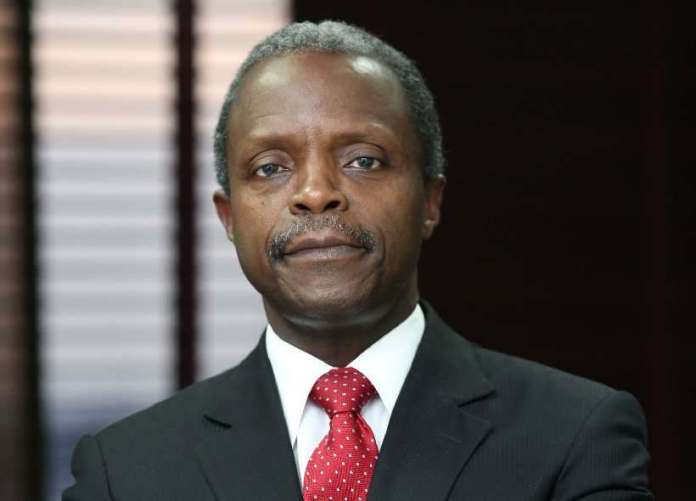 Generate More Money From Your State - Osinbajo Tells Govs 1