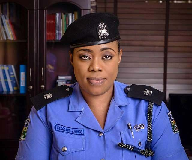 DSP Dolapo Badmos Under Fire For Not Isolating