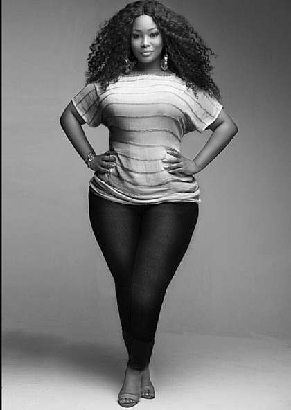 Are You A Curvy KOKOnista? These 6 Nigerian Celebs Will Make You Love Your Curves 3