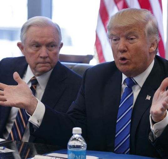 Russia Collusion? US Attorney General Jeff Sessions Resigns At Donald Trump's Request 1