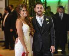 Lionel Messi Wedding KOKO NG 1