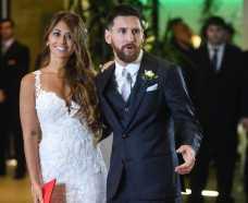 Lionel Messi Wedding KOKO NG 22