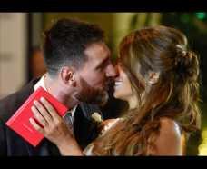 Lionel Messi Wedding KOKO NG 23