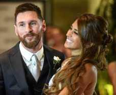 Lionel Messi Wedding KOKO NG 24