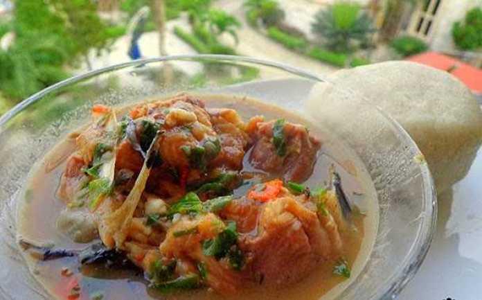 How To Make Ofe Nsala, The Nigerian White Soup
