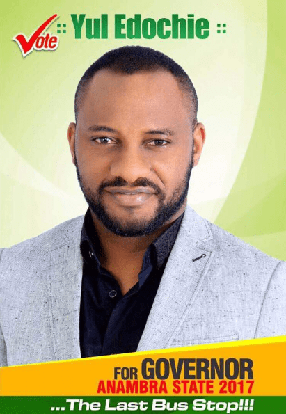 Just In: Yul Edochie Withdraws From Anambra Guber Race, Endorses Gov. Obiano of APGA 2