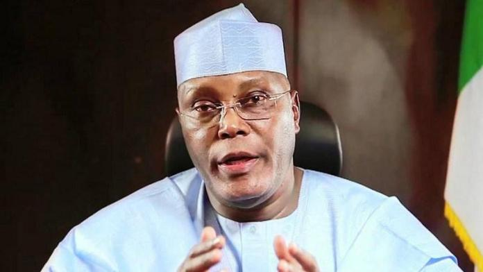 """""""It's Not By Force To Serve Nigerians"""" Aisha Yesufu Lashes Out At Atiku Over Presidential Ambition 1"""