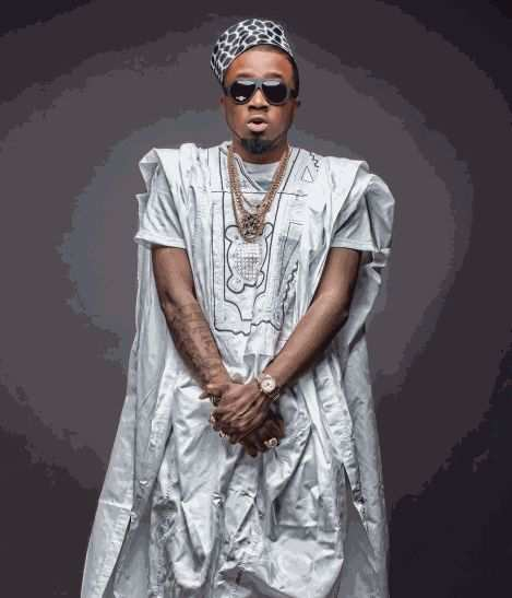 I Dropped Out Of School Because Of N20,000 - Ice Prince 1