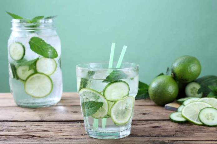Five Unknown Health Benefits Of Cucumber Water 1