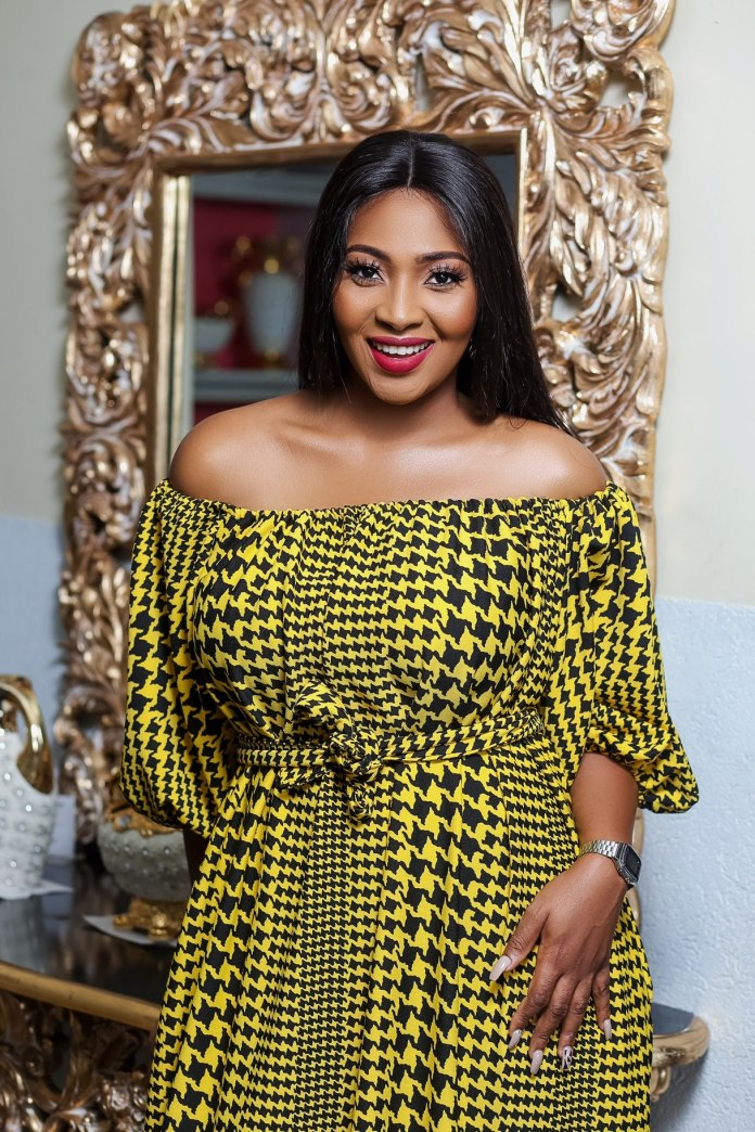 Nollywood Actress Lilian Esoro Is Grateful As She Celebrates Her Birthday Today 1