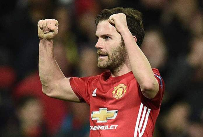 Yes! This Is What Juan Mata Has To Say About His Future At Manchester United 1