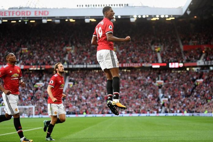 Marcus Rashford Offered New And Improved £150,000-A-Week Contract By United 2