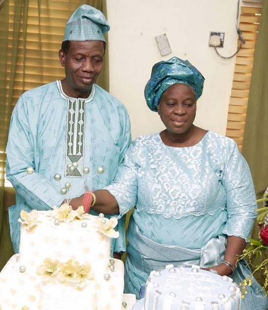 Go To Your Pastor First To Consult For Marriage Before Your Parent - Pastor Foluke Adeboye 2