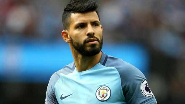 Sergio Aguero Out Of Manchester City And Liverpool Champions League Clash 1