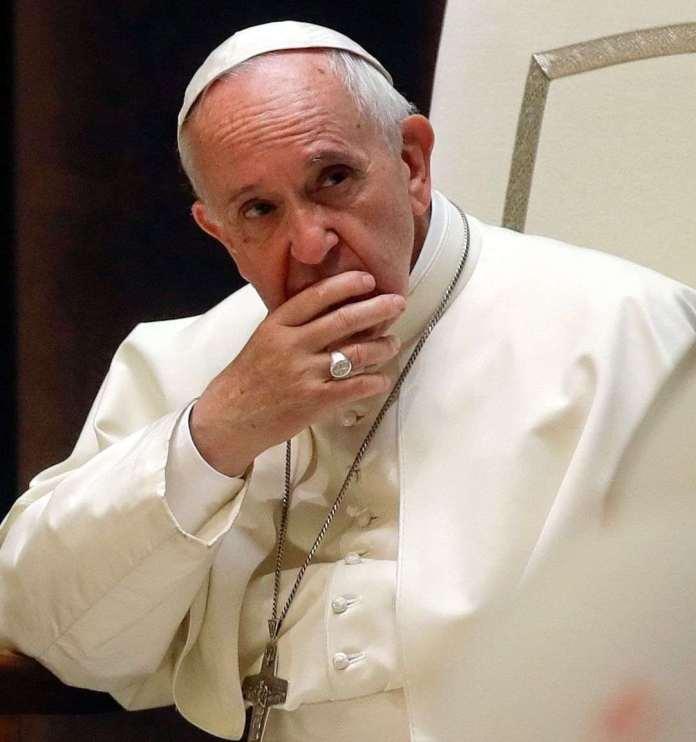 Pope Francis Condemns Borno State Killings